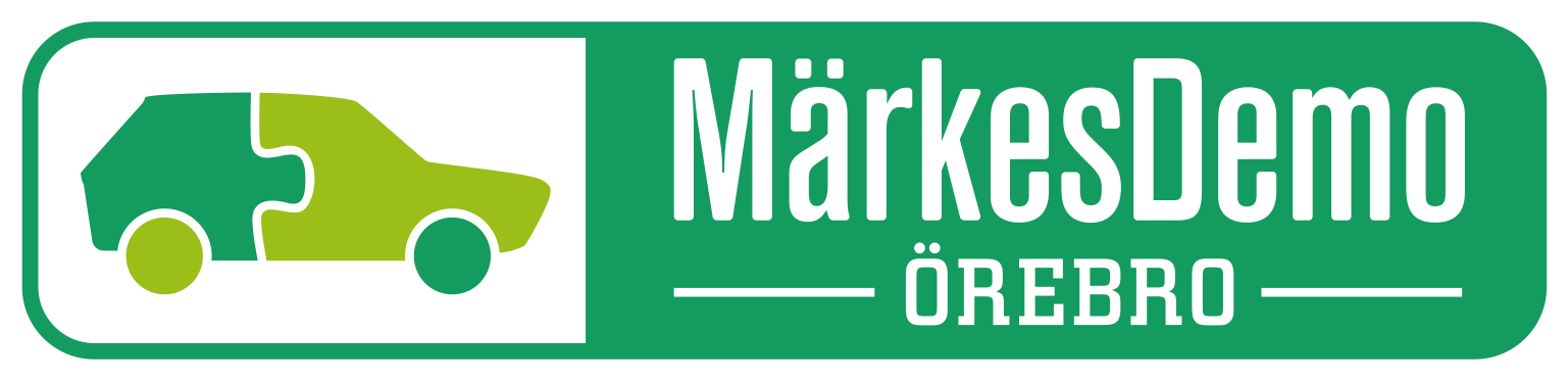 MärkesDemo Örebro